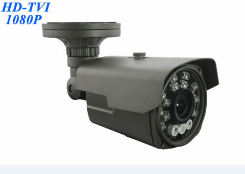 Array IRs Auto focus HD Motorized Lens 1080P Bullet Camera 2.4 MP 1//3 Sony CMOS