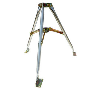 Eagle 2 Ft Antenna Tripod Mount Mast Support Roof Top Off