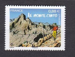 2019-MONTE-CINTO-CORSE-TIMBRES-NEUF-VOIR-SCAN
