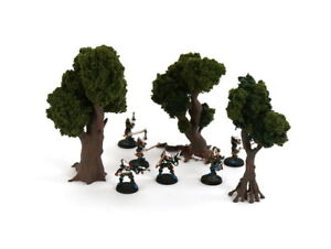 Details about Trees for 28mm 40k Legion Terrain Scenery Tabletop Miniatures  Wargame