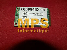 hp pavilion dv6000 carte wifi broadcom / hp spare 407159-002