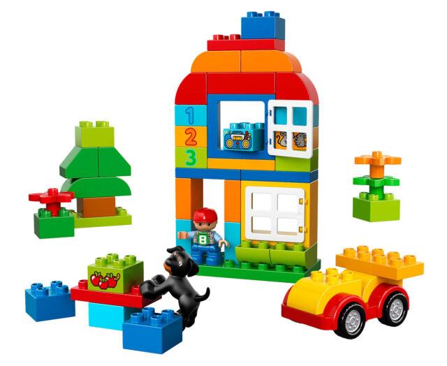 LEGO® DUPLO® All-In-One-Box-Of-Fun Playset - 10572