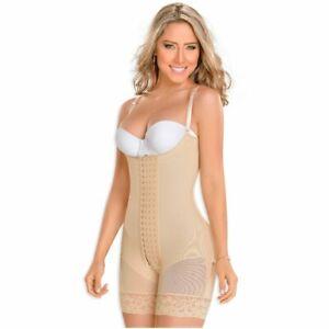94c6ed2948 Fajas M D 0083 Mid Thigh Bodysuit Body Shaper for Women   Powernet ...
