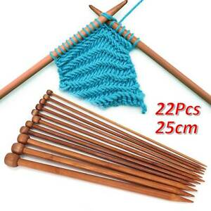 High-Quality-Set-22pcs-Single-Pointed-Bamboo-Knitting-Needles-3mm-10mm