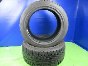 2x-pneus-hiver-245-45-17-99-V-M-S-Pirelli-Sottozero-Hiver-240-MO-DOT-2009-6-7-mm