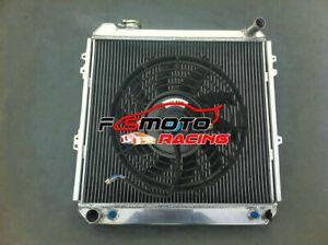 Alu-Radiator-FAN-For-Toyota-4-Runner-Hilux-Surf-VZN130R-RN80-3-0L-V6-88-95-AT