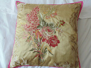 Designers-Guild-floral-Fabric-Charlotte-Linen-Emroidery-Cushion-Cover