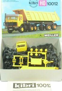 H0-Mercedes-Sattelkipper-Bausatz-Kibri-10012-NEU-OVP
