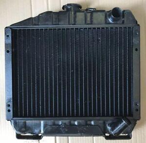 micro-mini-digger-Radiator-Recored