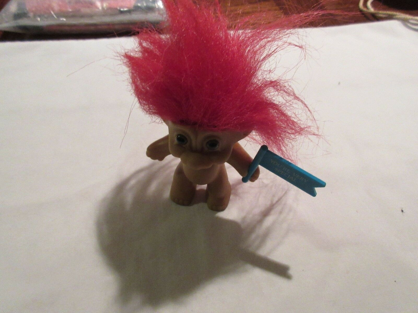 "Troll, ""You're Very Special"" Theme , 2 1/2"" X 4"""