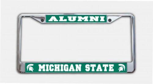 Michigan State Spartans Alumni License Plate Frame