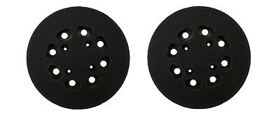 2 Pack Majsterkowanie Black and Decker 587295-01 Sander Pad Platen Hook Loop Replacement Part Akcesoria do szlifierek