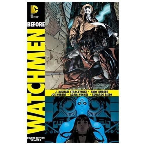 Before Watchmen Nite Owldr Manhattan By J Michael Straczynski
