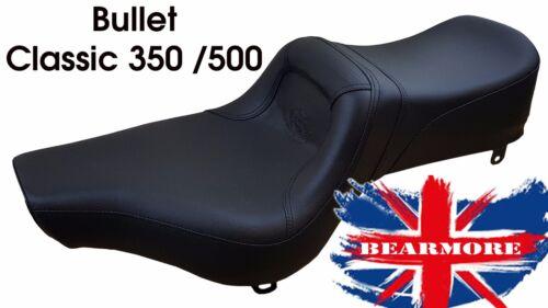 BRAND NEW ROYAL ENFIELD CLASSIC DUAL SEAT 350,500CC MODIFY SEATS
