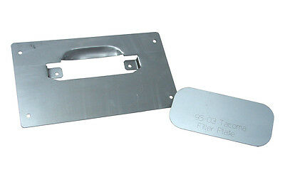 95-04 Toyota Tacoma Tailgate Handle Relocator Kit With Filler Plate