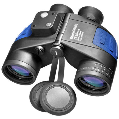 Barska Deep Sea AB10798, 7x50 WP Binoculars w  Case