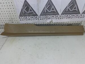 Ford-F150-Left-Front-Scuff-Plate-Driver-Side-97-Tan-Parchment