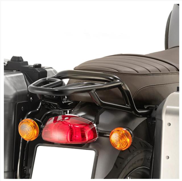 Sr6410 Luggage Rack Mount Rear Givi Suitcases Monokey Triumph