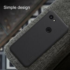Fuer-Google-Pixel-3a-3a-XL-Nillkin-Frosted-Shield-Hard-Back-Shell-Huelle-Skin-Case