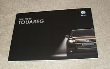 Volkswagen VW Touareg Brochure 2011 - 3.0 V6 SE Altitude Escape 4.2 V8