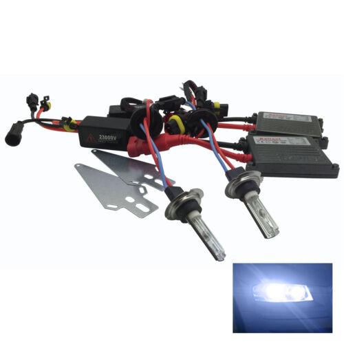 Fits Audi Dipped Headlight H7 Pro HID Kit 8000k Blue 35W PSHK1132