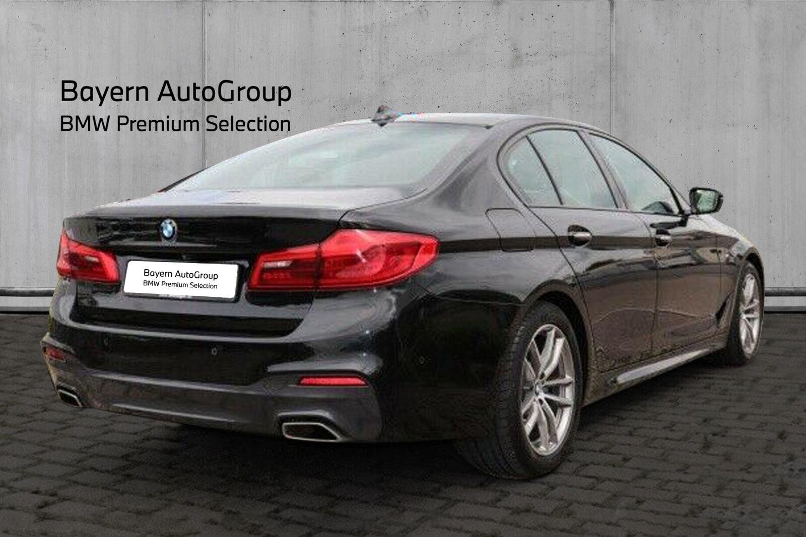 BMW 520d 2,0 M-Sport aut. 4d - 2.995 kr.