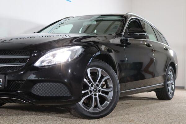 Mercedes C220 d 2,2 stc. aut. 4-M - billede 3
