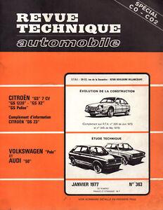 DernièRe Collection De Rta Revue Technique Automobile N° 363 Volkswagen Polo Audi 50 Promouvoir La Santé Et GuéRir Les Maladies