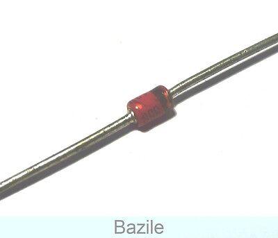 30PCS onsem 1N5382B 5 W 140 V Diode T-18 axial de Zener