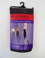 SPANX Tight End Tights High Waisted EM GLOW Body Shaping Tights Size B Style 167