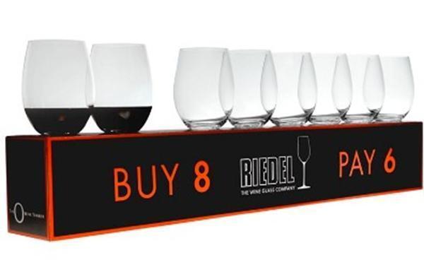 8  Riedel   O     Cabernet   Merlot  0414 0 , Bordeauxgläser , Rotweingläser OVP | Verkaufspreis  fa524f