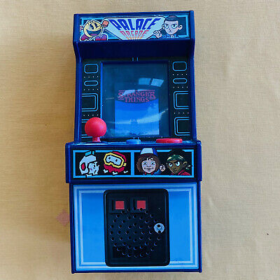 New Stranger Things Palace Arcade Handheld Electronic Game