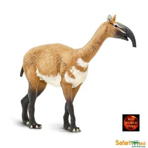 NUOVO CON ETICHETTA * Macrauchenia patachonica Dinosauro Giocattolo Modellino Da Safari Ltd 100127