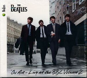 The-Beatles-en-el-aire-en-vivo-en-la-BBC-volumen-2-2-discos-CD-nuevo-Lennon-Ringo