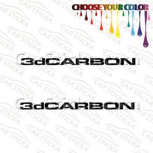 "2 of 8/"" AC Delco aftermarket racing car bumper window vinyl sticker decal diecut"