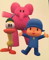 Pocoyo Folding Cutout Close To 3ft Tall Birthday Party Supplies