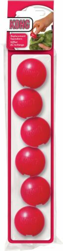 KONG Replacement Squeakers Refill Dog Squeaky Toy