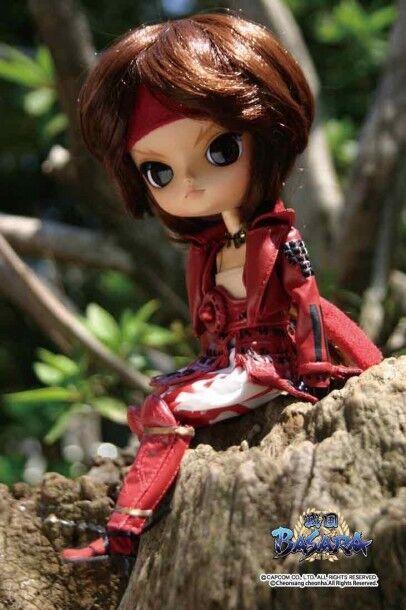 NEW Groove Dal Sengoku Basara Sanada Yukimura Doll 10  D-126 US Seller