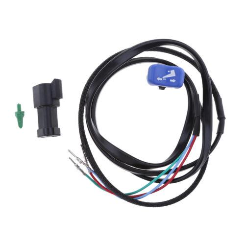 5006358 Trim Tilt Switch for Johnson Evinrude OMC Outboard Motor Side Mount