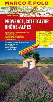 Frankreich. 1:300000: MARCO POLO Karte Provence, Co... | Buch | Zustand sehr gut
