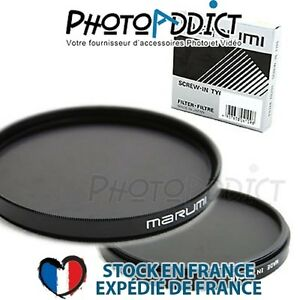 MARUMI-NEO-MC-ND2-72mm-Filtre-Gris-Neutre-ND2-Traite-anti-reflet-multi-couches
