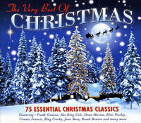Very Best Of Christmas 75 Essential Classic Songs Holiday Music Sealed 3 Cd