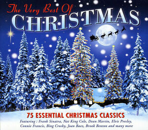 image is loading very best of christmas 75 essential classic songs - Best Classic Christmas Songs