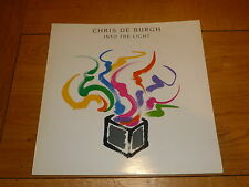 CHRIS DE BURGH - Into The Light - 1986 German 12-track vinyl LP