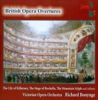 British Opera Overtures (CD, Feb-2013, Somm)