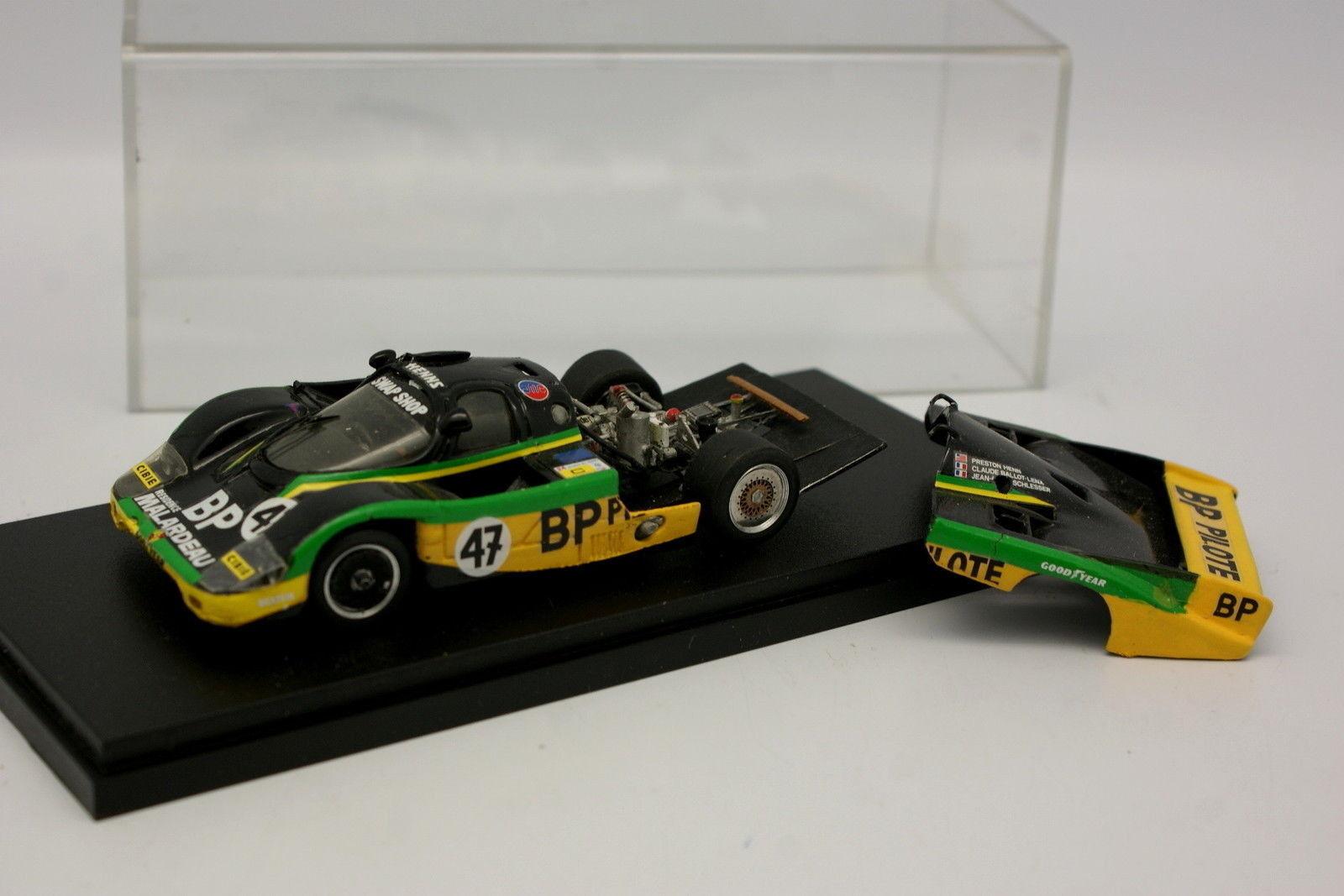 AMR 1 43 - Porsche 956 BP Le Mans 1983