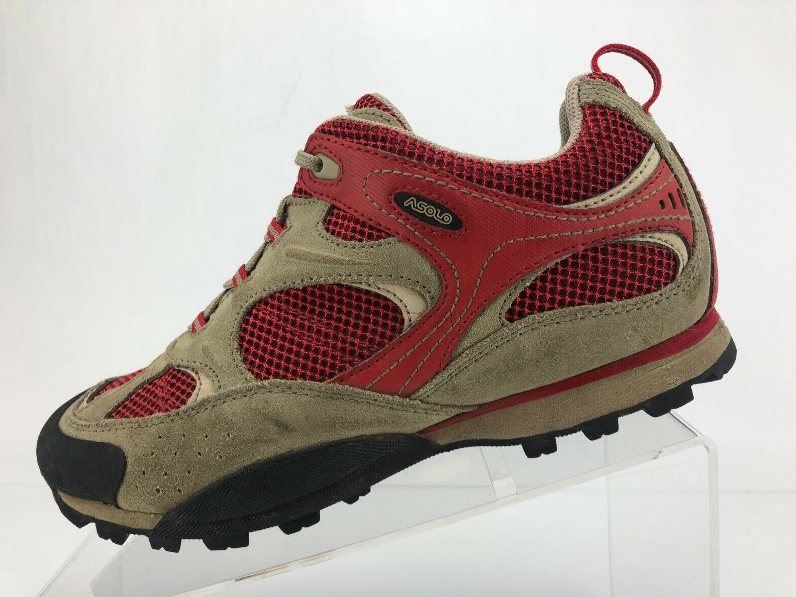 Asolo Hiking shoes Outdoor Sports All Terrain Multicolord Sneakers Womens 8.5