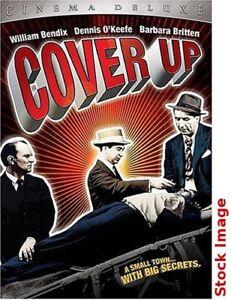 Cover-Up-DVD-Cinema-Deluxe-Dennis-O-039-keefe-William-Bendix-Barbara-Britton