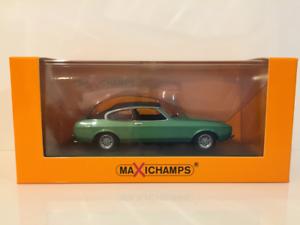 productos creativos Maxichamps 940081200 Ford Capri II 1974 verde Metálico 1 1 1 43 Escala  promociones de descuento