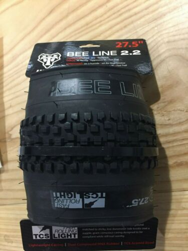 WTB BEE LINE TCS LIGHT FAST ROLLING TUBELESS 27.5 X 2.2  MTB TIRE W010-0530
